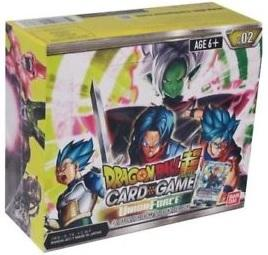 Dragon Ball Super Card Game Booster 02 Union Force Booster Box