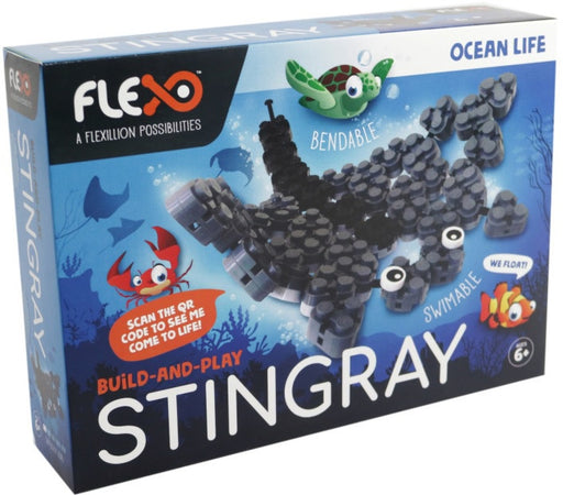 Flexo Ocean Life Stingray