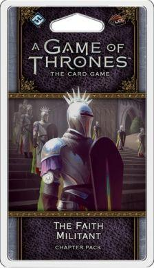 A Game of Thrones: The Card Game (Second Edition)  The Faith Militant