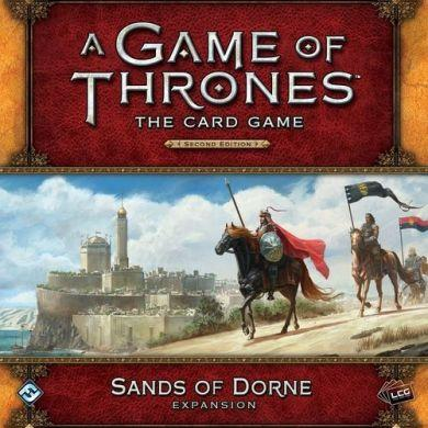 A Game of Thrones: The Card Game (Second Edition)  Sands of Dorne