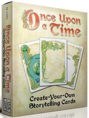 Once Upon A Time Create-Your-Own Storytelling Cards