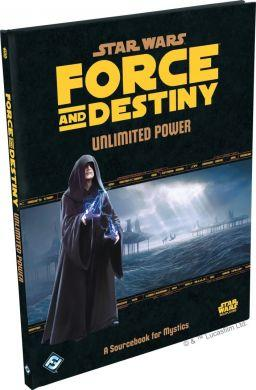Star Wars: Force and Destiny Unlimited Power