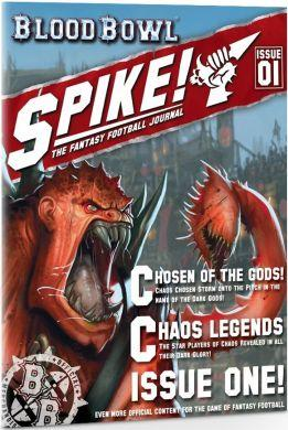 Blood Bowl: Spike! The Fantasy Football Journal - Issue 1
