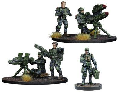 Warpath GCPS Anti-Tank Weapons Teams