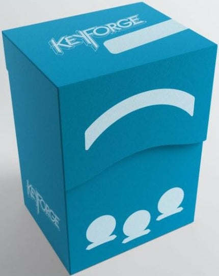 Keyforge Gemini Deck Box Blue
