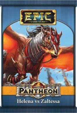 Epic Card Game: Pantheon - Helena vs Zaltessa
