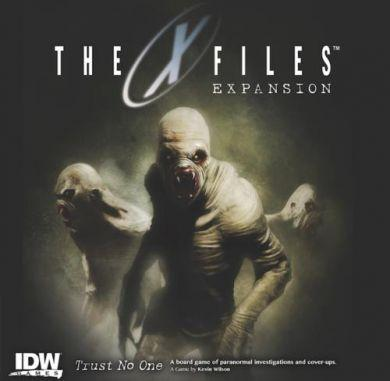 The X-Files: Trust No One Expansion ON SALE