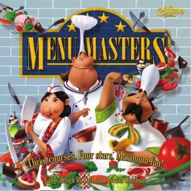 Menu Masters ON SALE