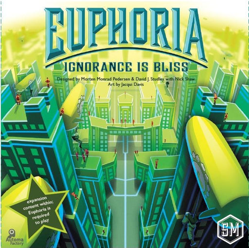 Euphoria Ignorance is Bliss Expansion