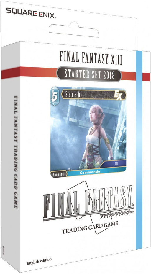 Final Fantasy Trading Card Game Starter Set Final Fantasy XIII