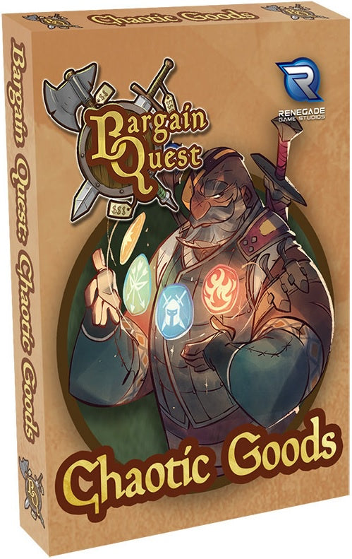 Bargain Quest Chaotic Goods Expansion