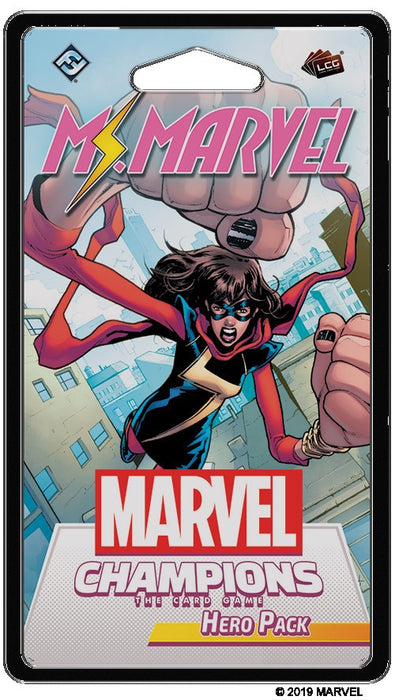 Marvel Champions LCG - Ms. Marvel Hero Pack