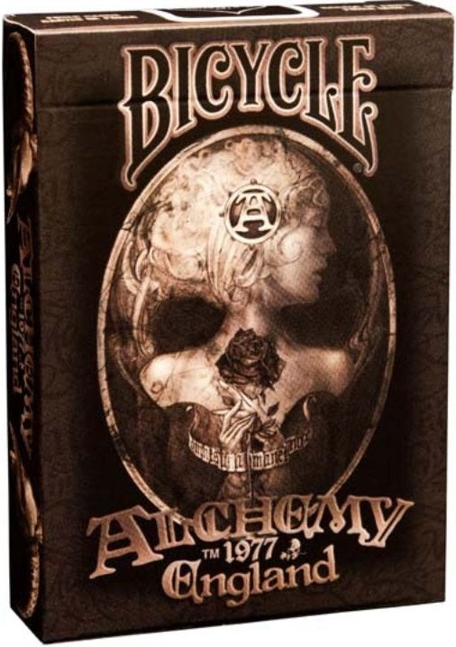 Bicycle Playing Cards - Alchemy II Deck