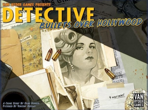 Detective City of Angels - Bullets Over Hollywood Expansion