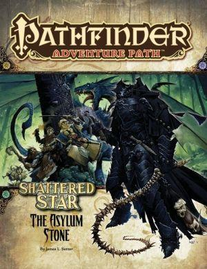 Pathfinder Adventure Path #63: The Asylum Stone (Shattered Star 3 of 6) ON SALE