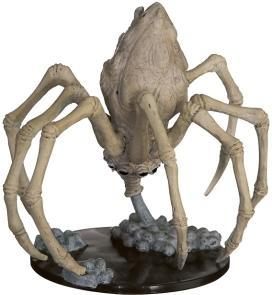 Star Wars Miniatures: 52 Knobby White Spider