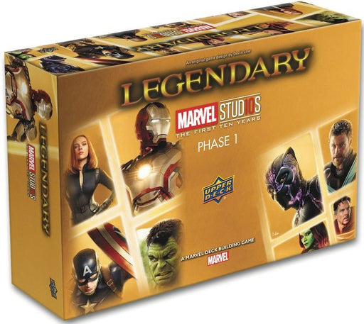 Legendary: Marvel Studios Phase 1 - 10th Anniversary