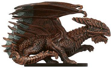 Dungeons & Dragons: 23 Capricious Copper Dragon
