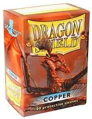 Dragon Shield Copper Sleeves