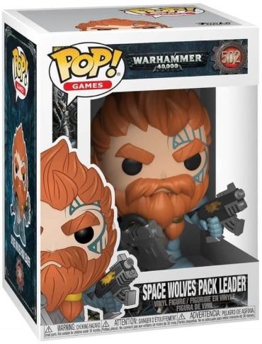 Warhammer 40K - Blood Claw Pack Leader Pop! Vinyl