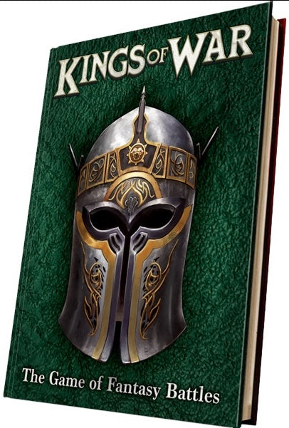 Kings of War Third Edition Rulebook Pre Order