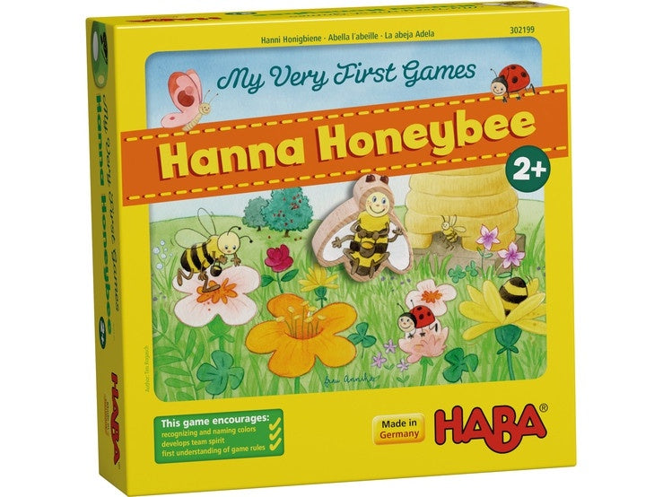 My Very First Games - Hanna Honeybee