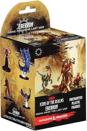 D&D Icons of the Realms Eberron Rising From the Last War Booster