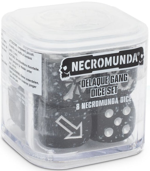 Necromunda: Delaque Gang Dice Set