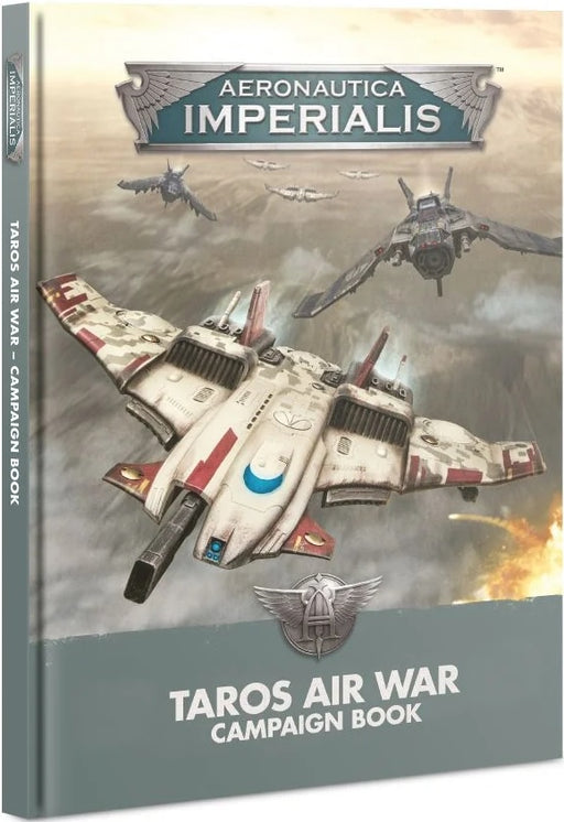 Aeronautica Imperialis Taros Air War Campaign Book