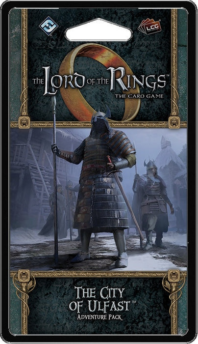 Lord of the Rings LCG - The City of Ulfast Adventure Pack