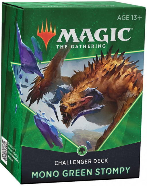 Magic Challenger Deck 2021 Mono Green Stompy Pre Order