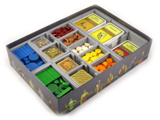 Folded Space Game Inserts Agricola