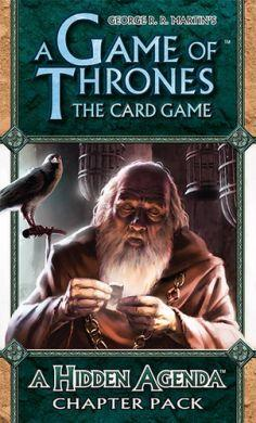A Game of Thrones The Card Game: A Hidden Agenda - On Sale!
