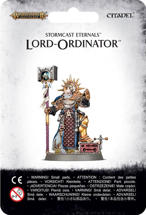 Stormcast Eternals Lord-Ordinator