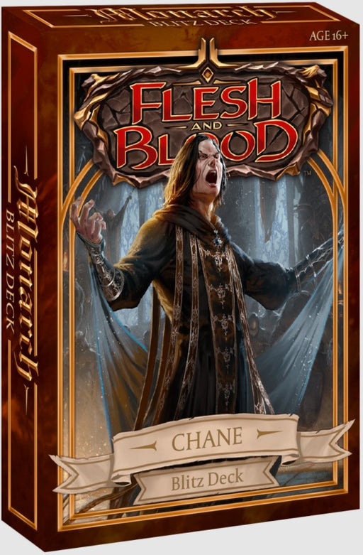 Flesh and Blood TCG Monarch Blitz Deck - Chane