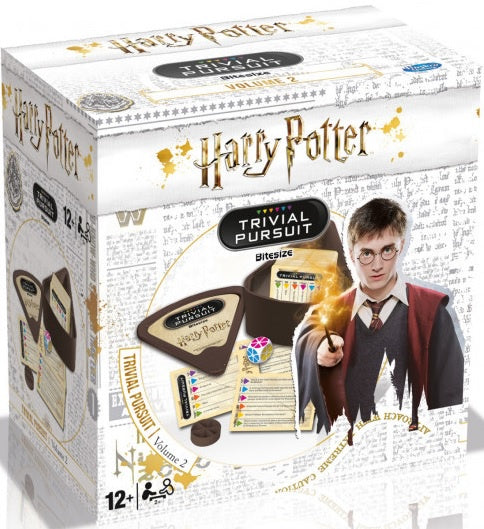 Harry Potter Trivial Pursuit Bite Size Volume 2