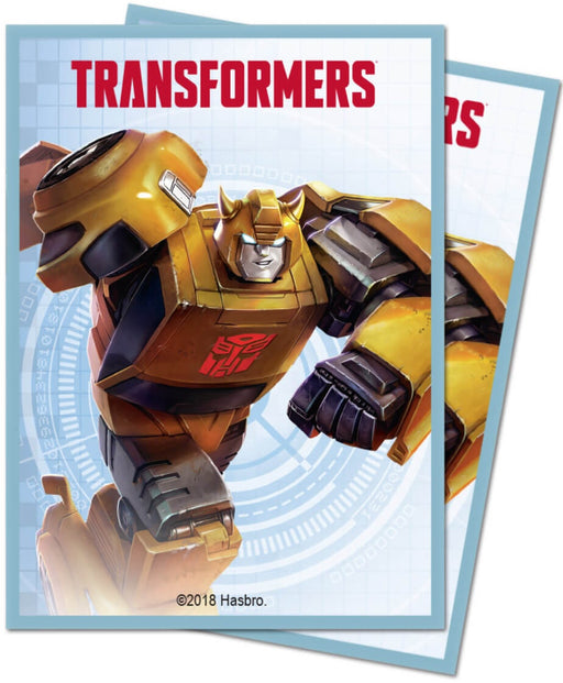 Transformers Sleeves Bumblebee 100ct