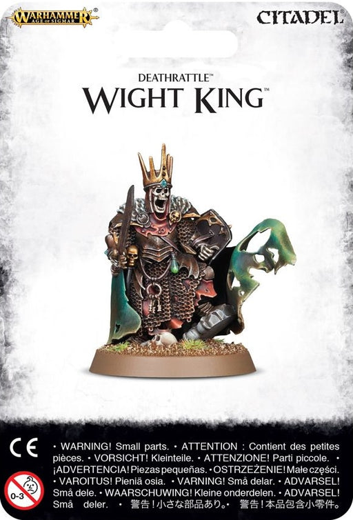 Deathrattle: Wight King