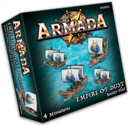 Armada Empire of Dust Booster Fleet