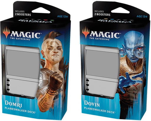 Magic the Gathering: Ravnica Allegiance Planeswalker Deck Set of 2