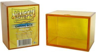 Dragon Shield Yellow Card Box