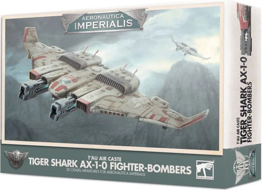 Aeronautica Imperialis T'au Air Caste Tiger Shark AX 1-0 Fighter-Bombers 500-33