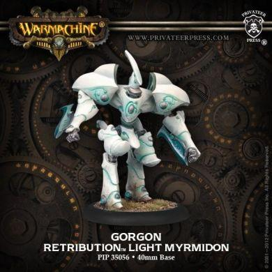 Warmachine Retribution of Scyrah Gorgon Light Myrmidon ON SALE