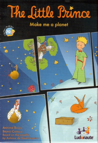 The Little Prince Make Me a Planet