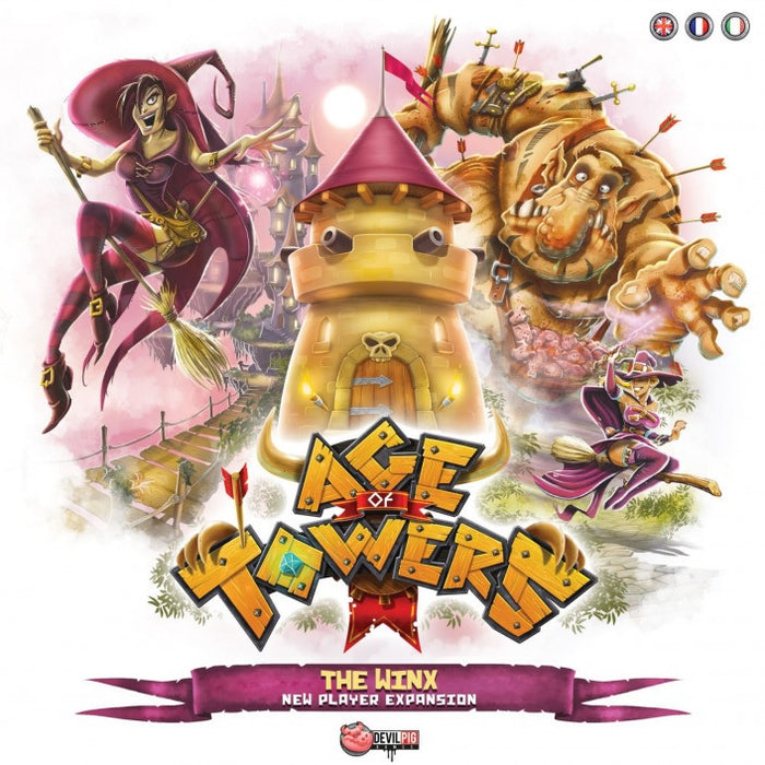 Age of Towers the Winx Expansion