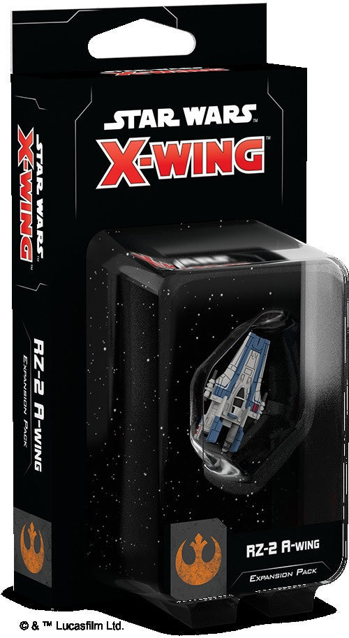 Star Wars X-Wing RZ-2 A-Wing Expansion Pack 2nd Edition Pre-Order