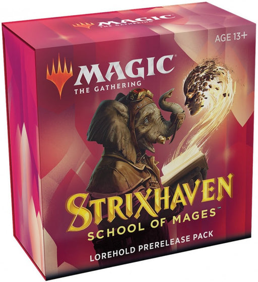 Magic the Gathering Strixhaven School of Mages Prerelease Pack Lorehold Pre Order