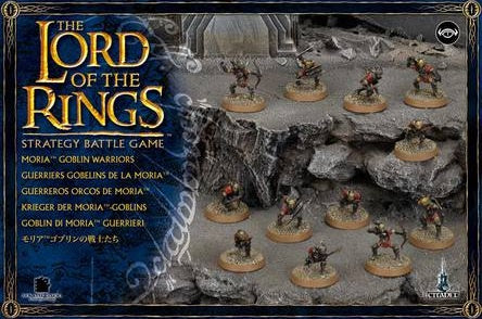 The Lord of the Rings: Moria Goblin Warriors