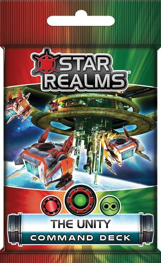Star Realms Command Decks the Unity