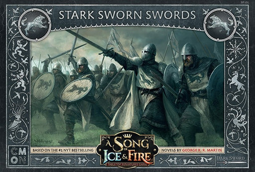 A Song of Ice and Fire TMG Sworn Swords